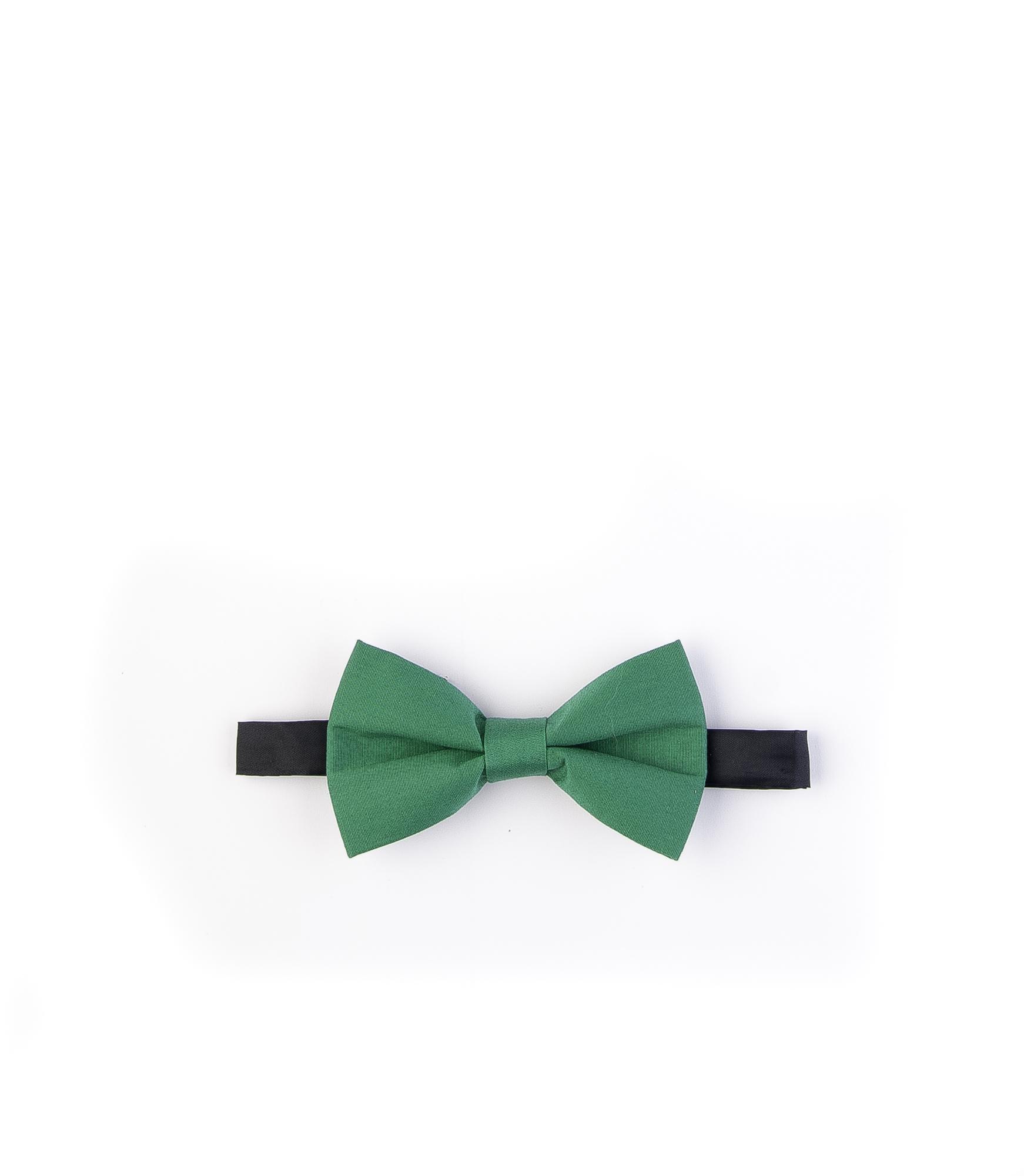 پاپیون کتان مردانه دست ساز Lauren Vickers-سبز BT1052