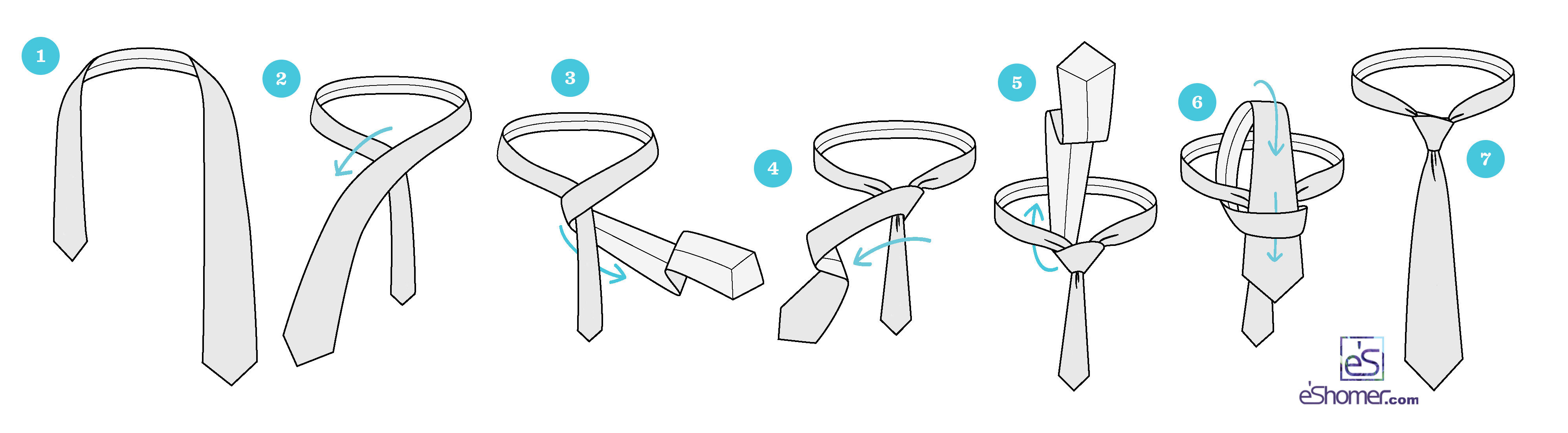 four-in-hand-knot-tie