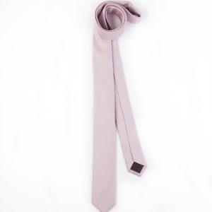کراوات ساده مردانه-صورتی