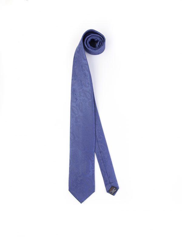 کراوات ابریشمی طرح دار مردانه Rossi کد T1007