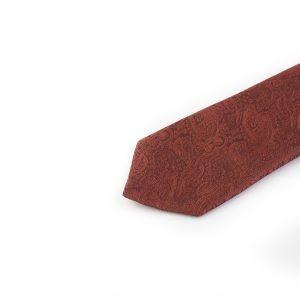 کراوات ابریشمی طرح دار مردانه Rossi-قرمز اکسسوری آقایان خرید کراوات
