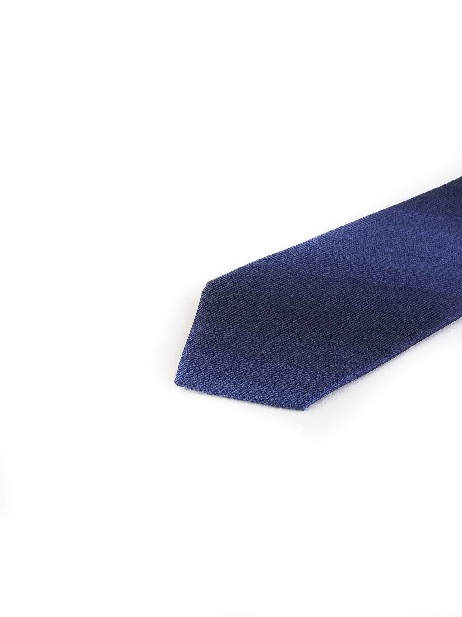 کراوات طرح دار مردانه-آبی T1002