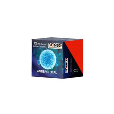 کاندوم بونکس مدل Antibacterial-کدco1090