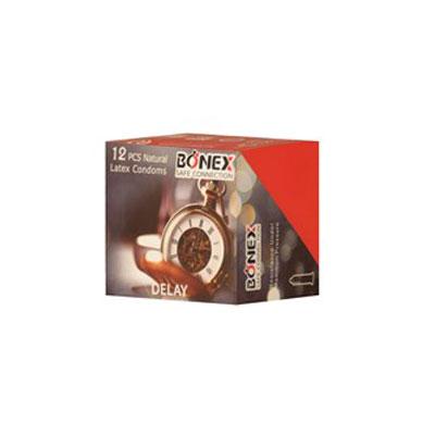 کاندوم بونکس مدل تاخیری -Delay-کدco1093