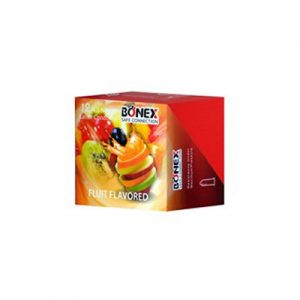 کاندوم بونکس مدل میوه ای -Fruit Flavored-کدco1097