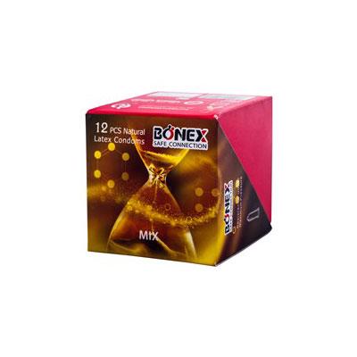 کاندوم بونکس مدل mix-کدco1101
