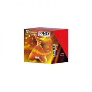 کاندوم بونکس مدل مخلوط -Mix-کدco1102