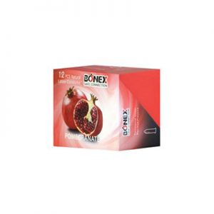 کاندوم بونکس مدل اناری -Pomegranate-کدco1103