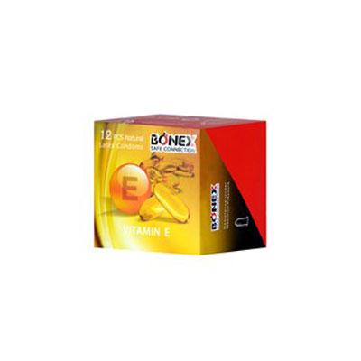 کاندوم بونکس مدل Vitamin E-کدco1106