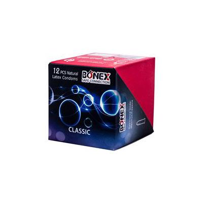 کاندوم بونکس مدل ساده -Classic- کدco1092