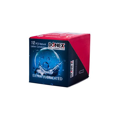 کاندوم بونکس مدل extralubricated-کدco1095