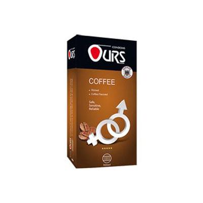 کاندوم اورز دوازده عددی مدل Coffee Flavored- کدco1112