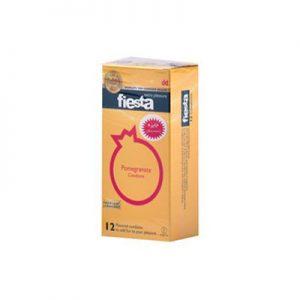 کاندوم انار تنگ کننده واژن فیستا 12 عددی مدل Pomegranate کد CO1160