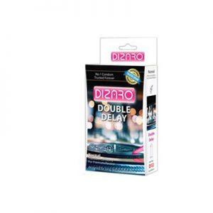 کاندوم دیزارو مدل CLASSIC DOBLE DELAY- کدco1148