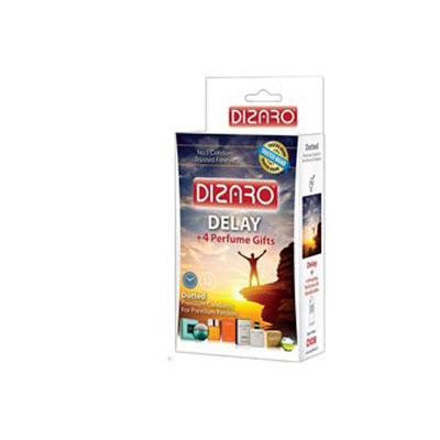 کاندوم دیزارو مدل DOTTED DELAY- کدco1150