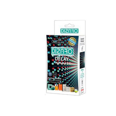 کاندوم دیزارو مدل CLASSIC DELAY 4 PERFIUME GIFS- کدco1153