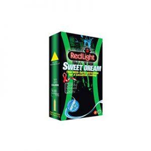 کاندوم ردلایت دوازده عددی مدل Sweet Dream- کد co1067