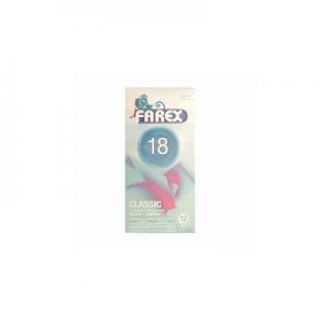 کاندوم فارکس مدل ساده-Classic 18-کد co1019