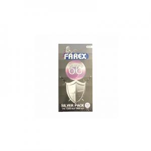 کاندوم فارکس مدل نقره ای-Silver-کد co1008