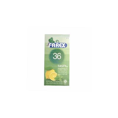 کاندوم فارکس مدل میوه ای-Tasty 36-کد co1002
