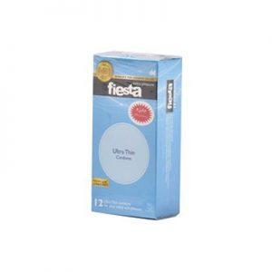 کاندوم فیستا 12 عددی مدل Ultra Thin کدCO1162