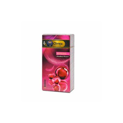 کاندوم کلایمکس 12عددی Sensitive 3 کد CO1085