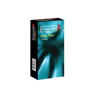 کاندوم گودلایف دوازده عددی مدلultre thin And delay- کدco1180