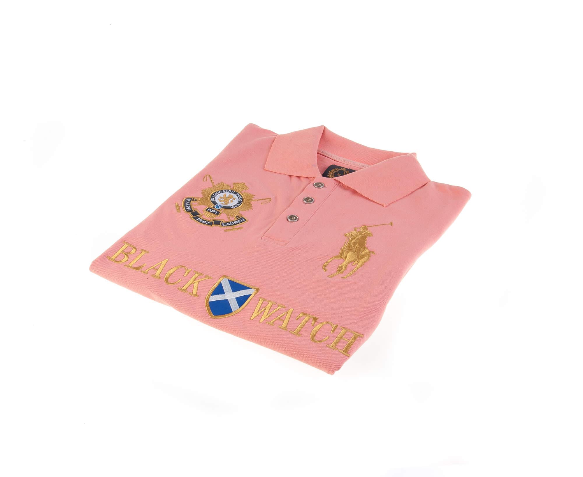 تی شرت یقه دار مردانه PS1036 – U.S.POLO