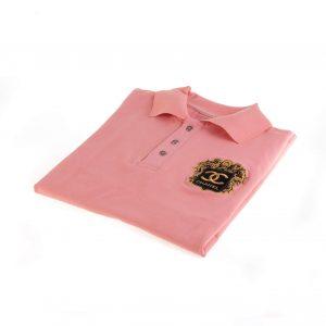 تی شرت یقه دار مردانه طرح PS1065-CHANEL