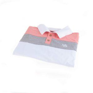 تی شرت یقه دار مردانه طرح PS1057-MD