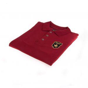 تی شرت یقه دار مردانه طرح مارشال-PS1039
