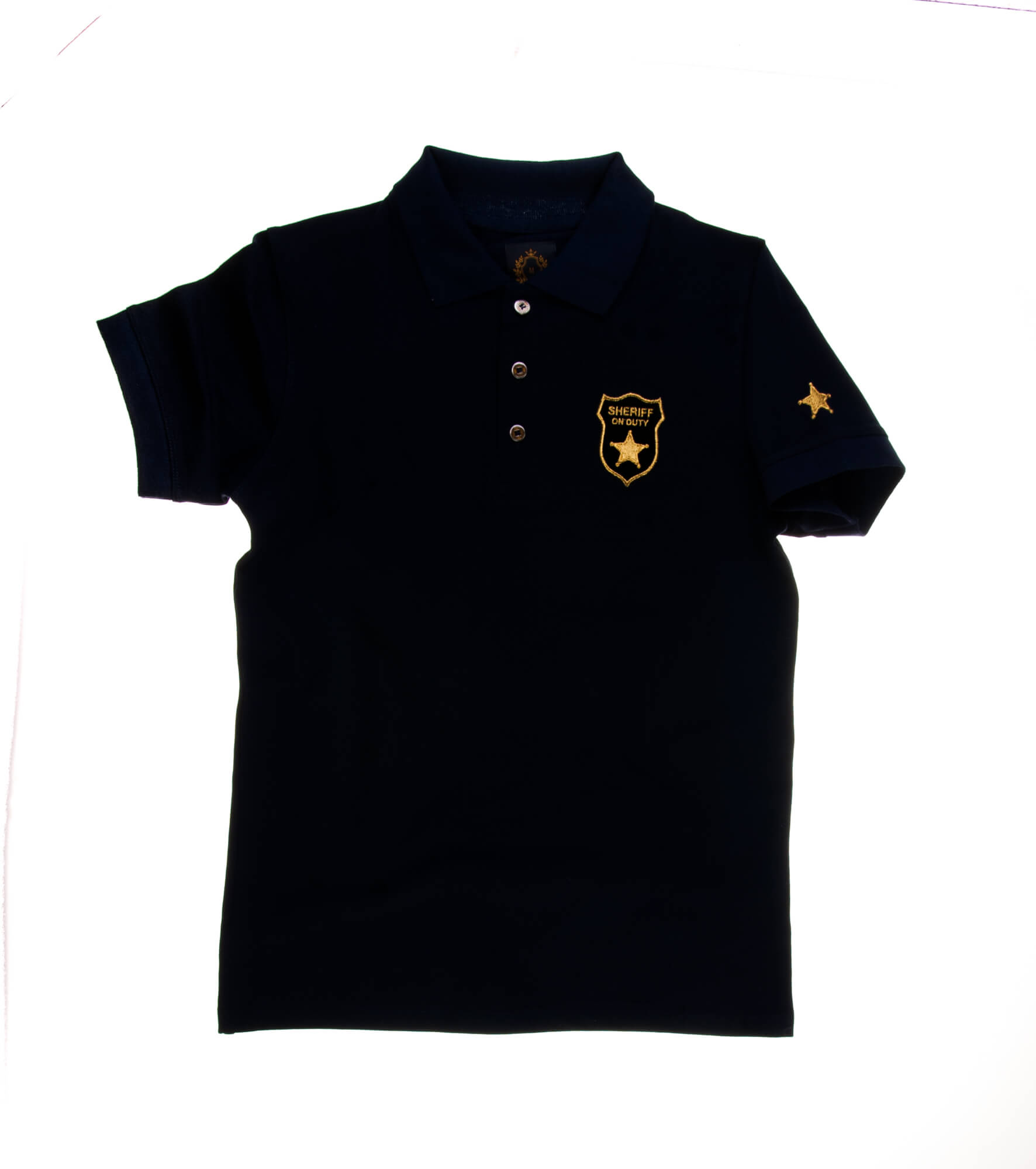 تی شرت یقه دار مردانه طرح مارشال-PS1047