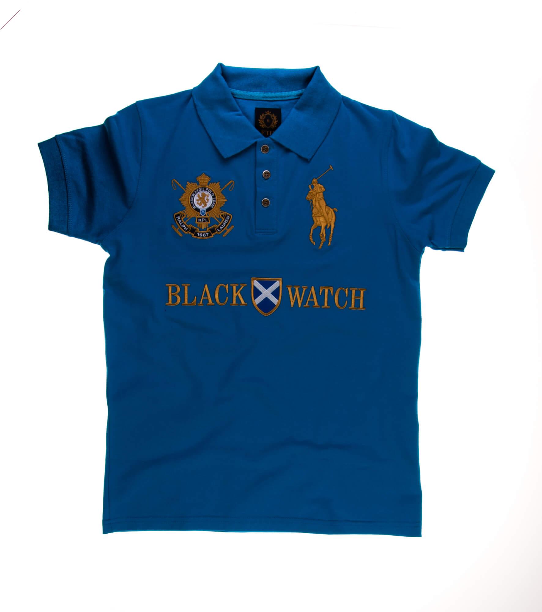 تی شرت یقه دار مردانه PS1037 – U.S.POLO