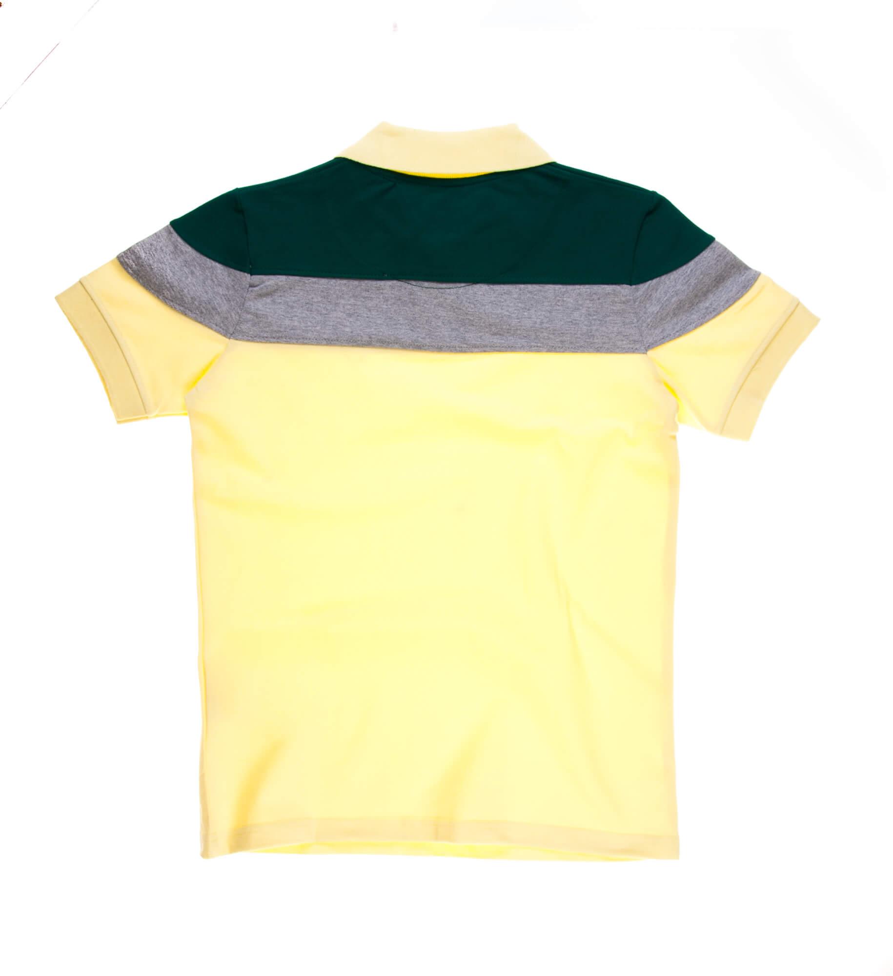 تی شرت یقه دار مردانه طرح PS1051-MD