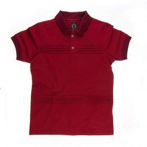 تی شرت یقه دار مردانه طرح PS1004 -GUCCI
