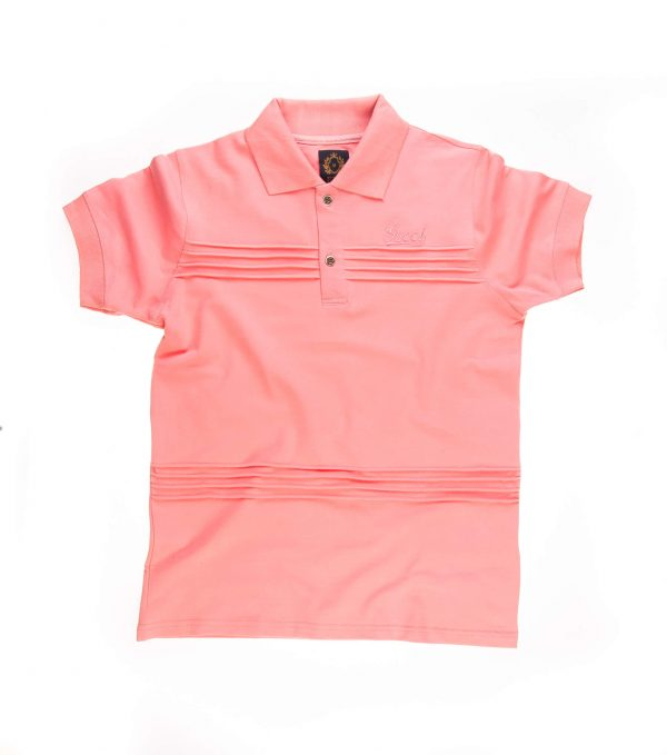 تی شرت یقه دار مردانه طرح PS1006 -GUCCI