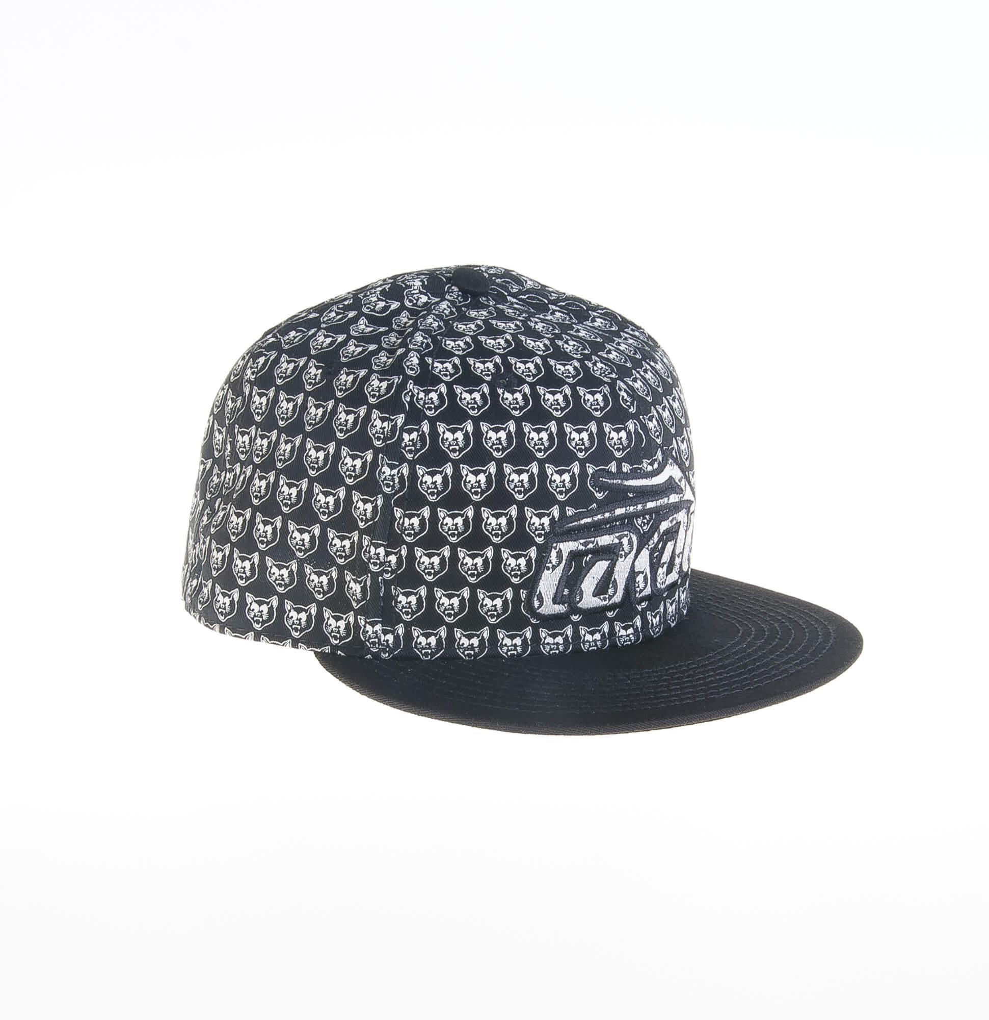 کلاه کپ مردانه طرح دار کد BC1002