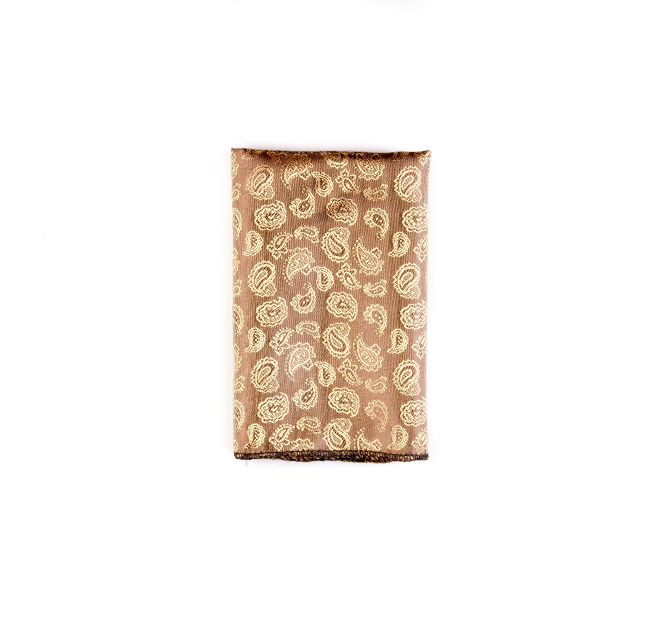 دستمال جیب طرح بته جقه کد PS1041