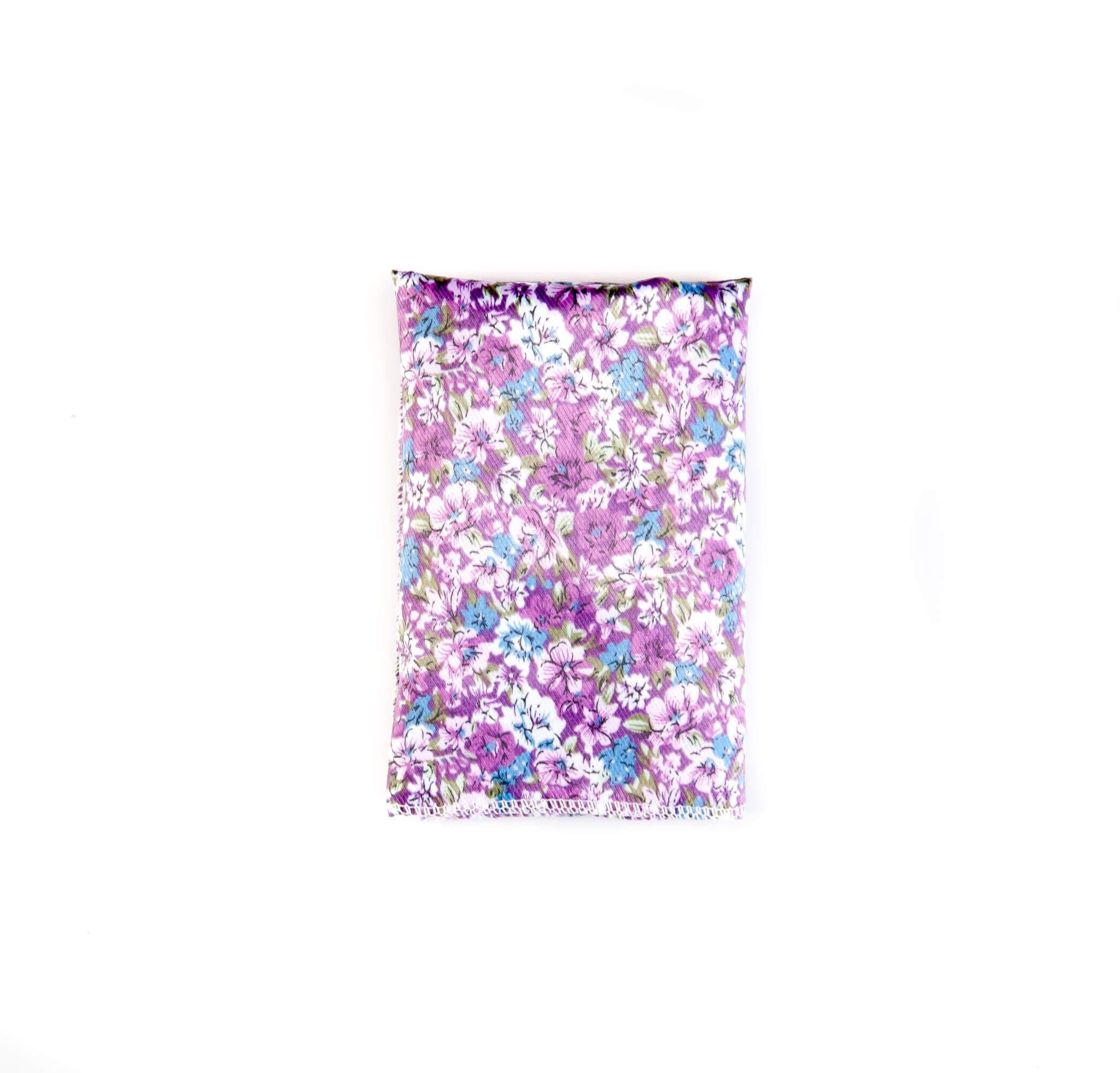دستمال جیب طرح گلدار کد PS1049