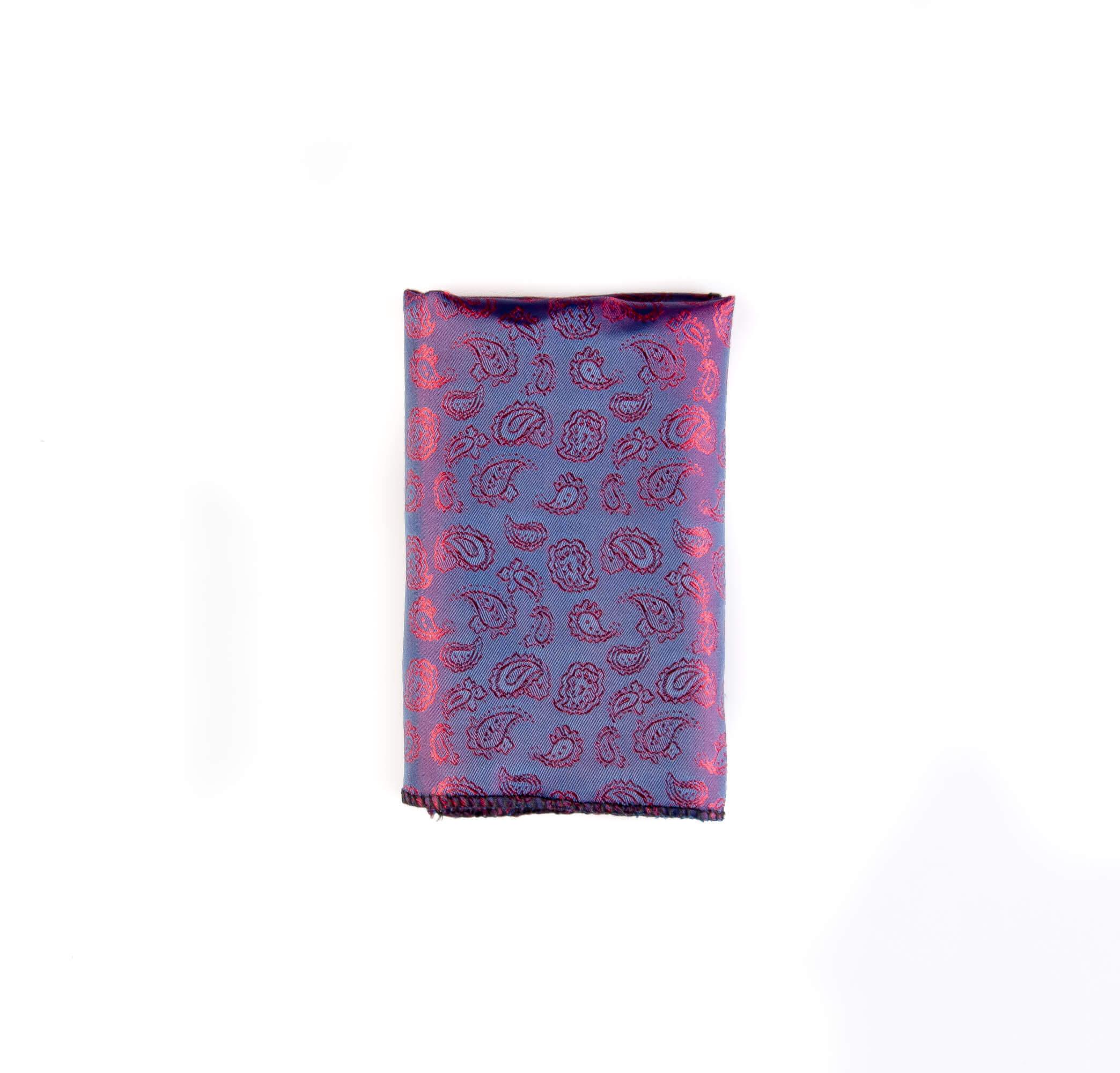دستمال جیب طرح بته جقه کد PS1040