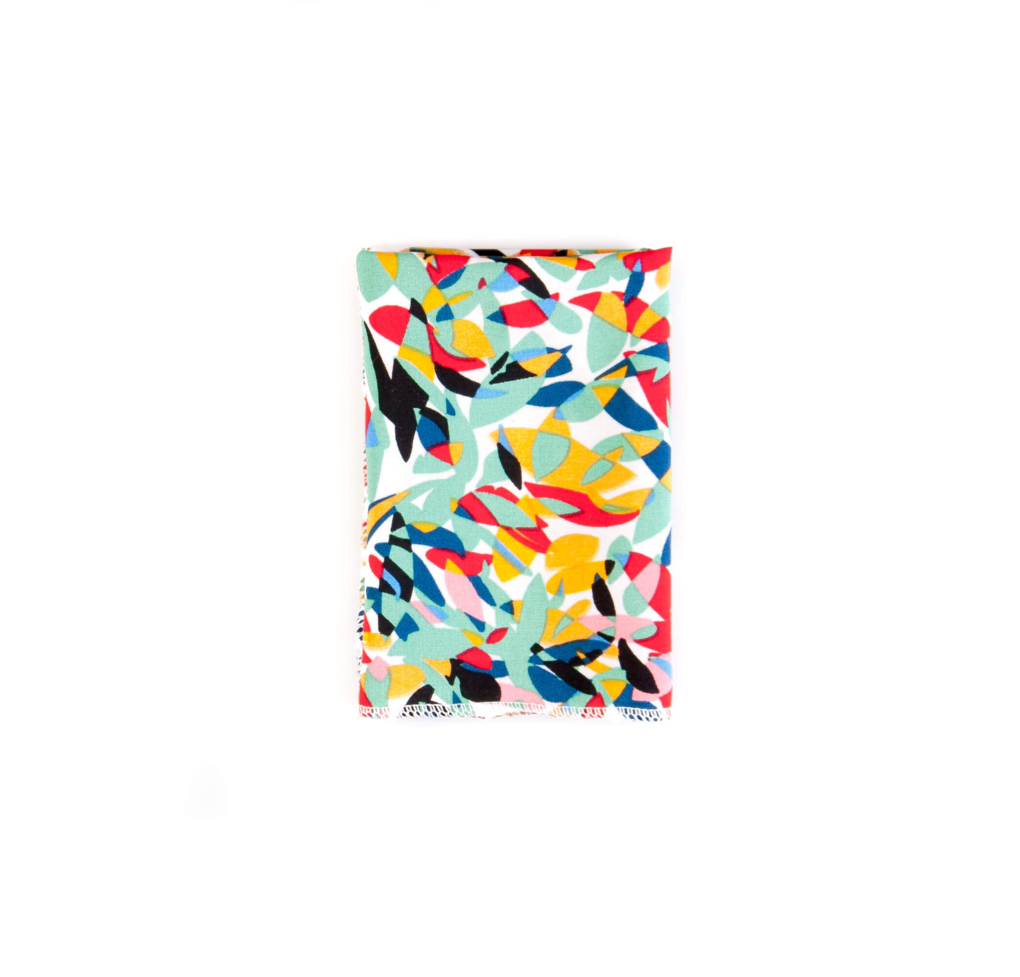 دستمال جیب طرح مدرن رنگی کد PS1052