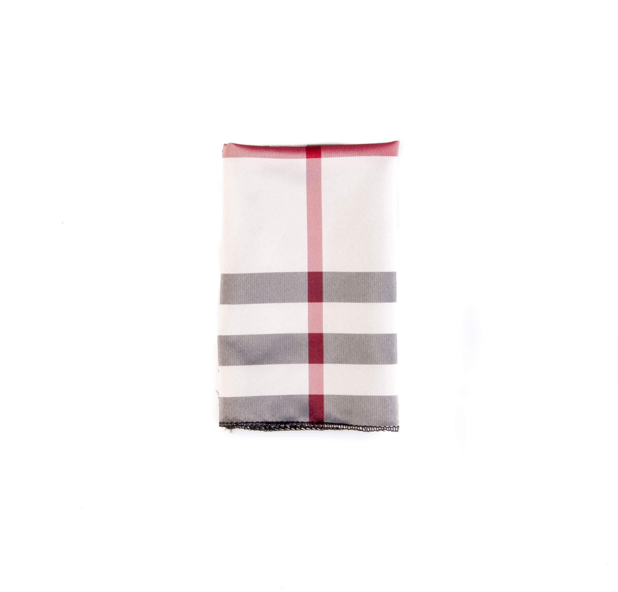 دستمال جیب طرح دار کد PS1058