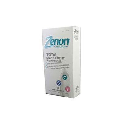 کاندوم زنون Total Suplement کد co1026