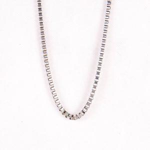 زنجیر گردن مردانه استیل
