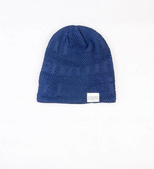 کلاه مردانه بافتنی COLIN'S ACCESSORIES - پشمی HW1004