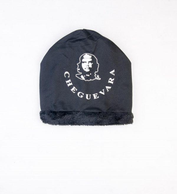 کلاه طرح دار MADAME COCO - پشمی HW1006