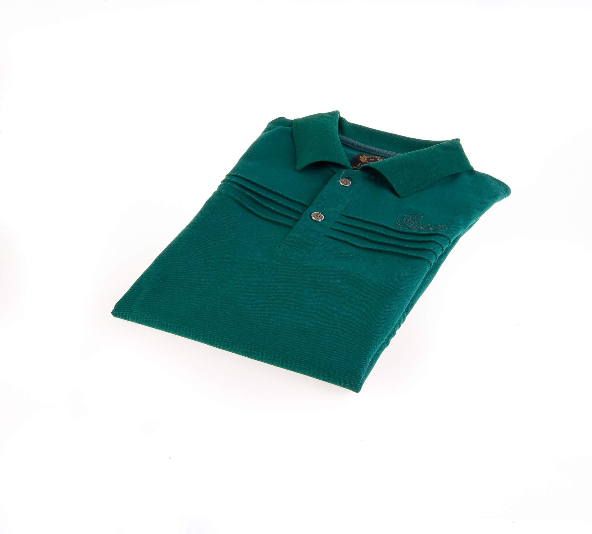 تی شرت یقه دار مردانه طرح PS1002 – GUCCI
