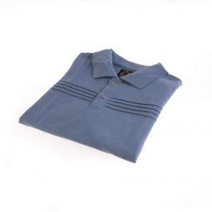 تی شرت یقه دار مردانه طرح PS1008 - GUCCI