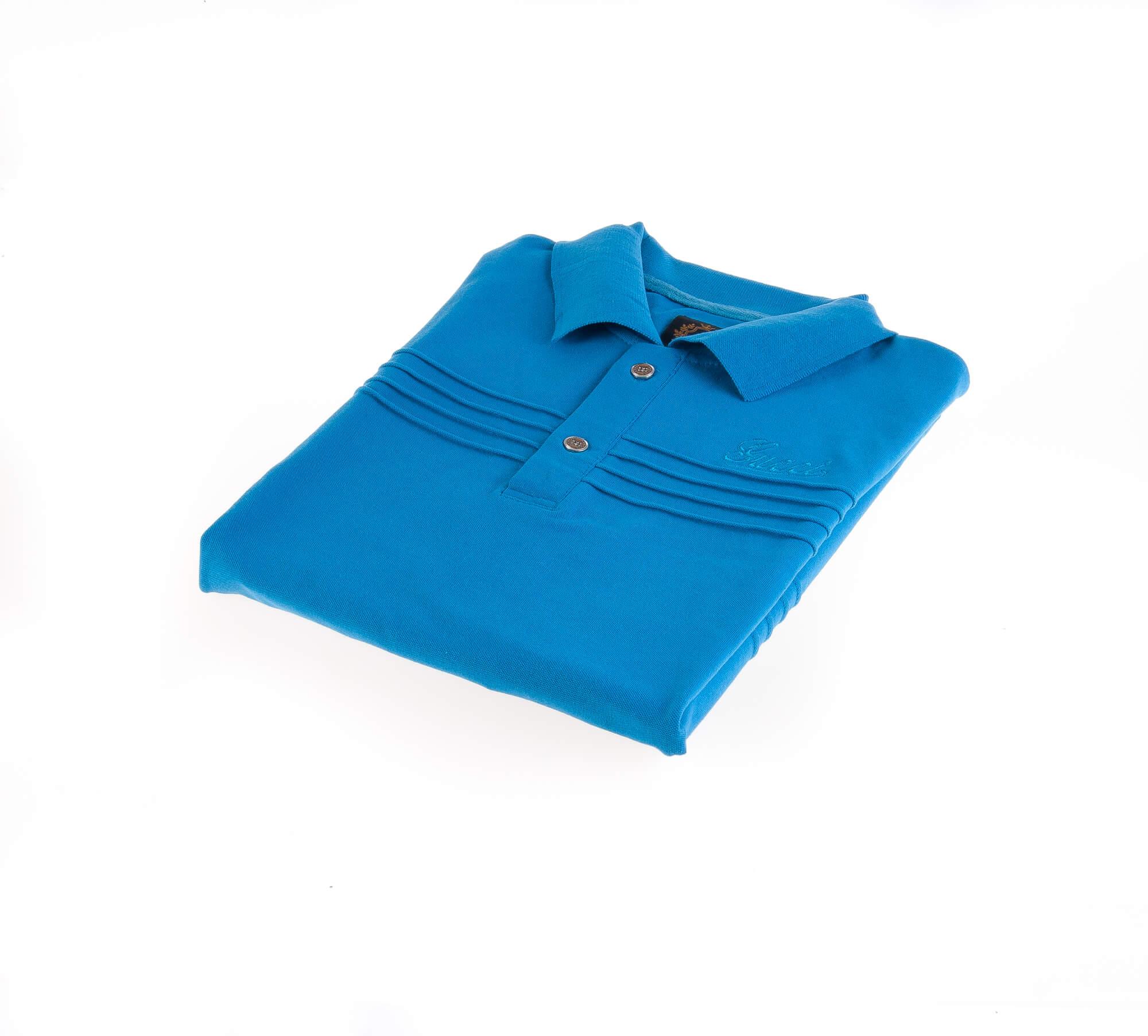 تی شرت یقه دار مردانه طرح PS1001 - GUCCI