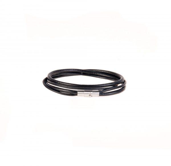 دستبند چرمی مردانه MM1001